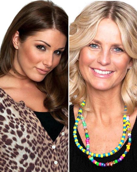 Lucy and Ulrika go head to head tonight