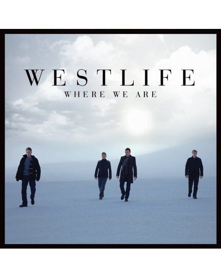 Westlife: Where We Are