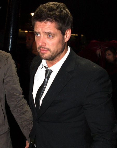 Keith Duffy of Boyzone arrives at the Stephen Gately Memorial Concert