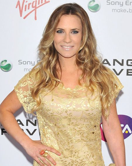Georgie Thompson speaks out about break-up with Declan Donnelly