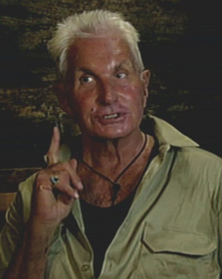 I'm A Celebrity - George Hamilton has walked out of the jungle