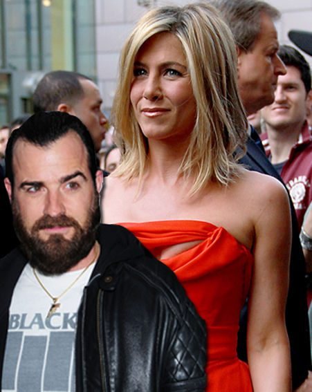 Jennifer Aniston and Justin Theroux are dating