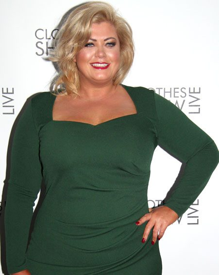 Gemma Collins announced her engagement on Twitter