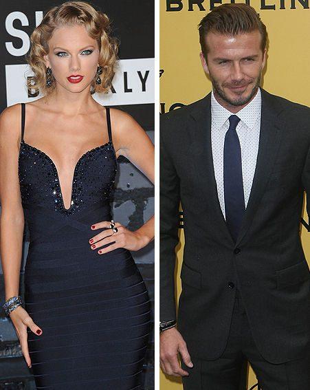Taylor Swift is set to make a movie cameo alongside David Beckham