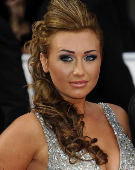 TOWIE's Lauren Goodger has apparently walked out on Mark Wright
