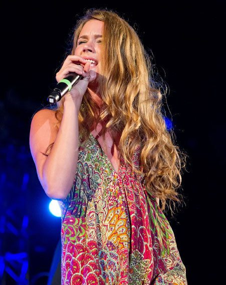 Police said the men were arrested near Joss Stone's home in Devon