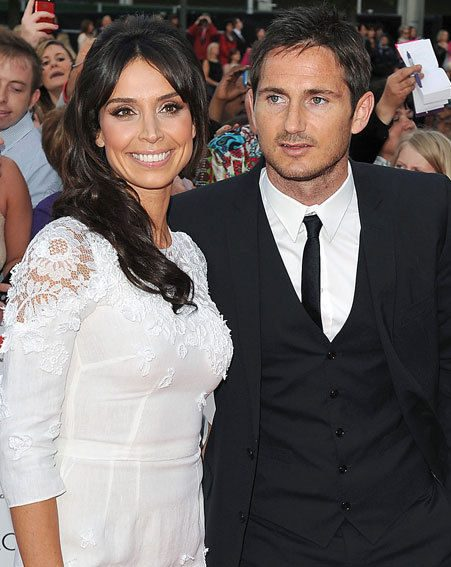 Christine Bleakley and Frank Lampard are engaged!