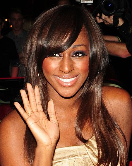 Alexandra Burke has been snapped up by top modelling agency