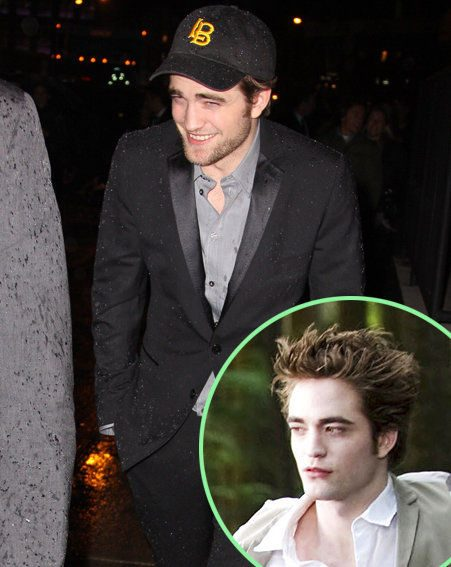 New Moon star Robert Pattinson says his Twilight character is