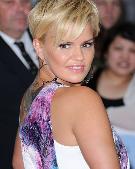 Kerry Katona says the stories about her and TOWIE's Arg are absolute rubbish