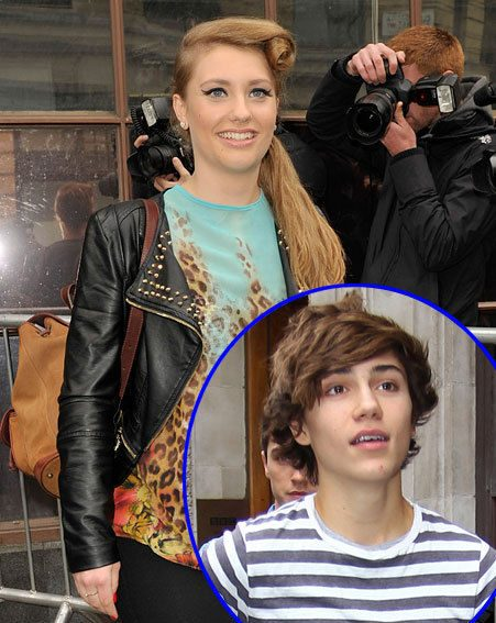Is george from union j dating ella