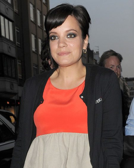 Lily Allen is getting married today