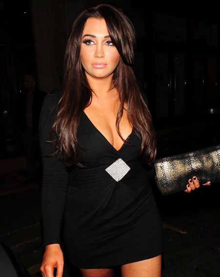 Lauren Goodger said Jessica Wright should 'stop playing the victim'