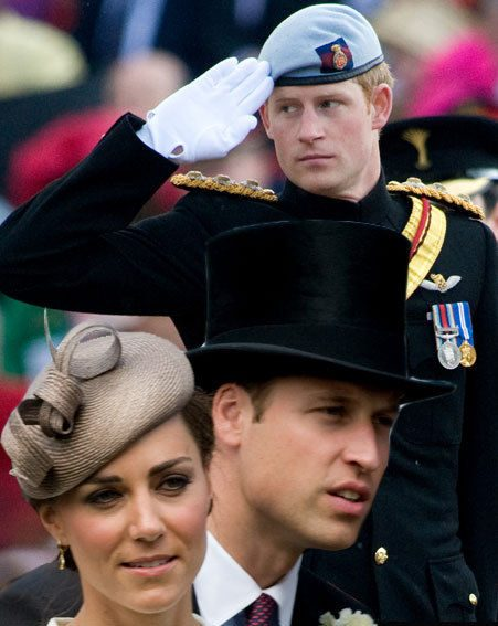 Prince Harry has told the public he will not be marrying anytime soon