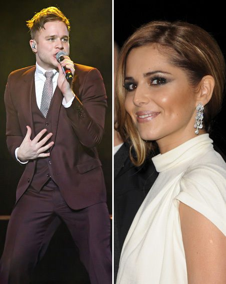 Olly Murs asked for Cheryl Cole's number on Twitter
