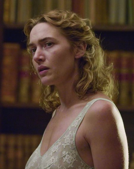 Hanna (Winslet) falls for a younger man in this post-war drama