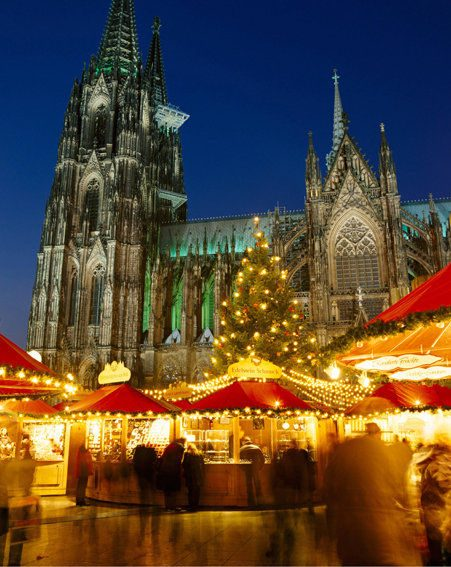 Check out Christmas markets across Europe this season