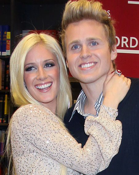 Heidi Montag and Spencer Pratt are not getting a divorce after all/ Wenn.com