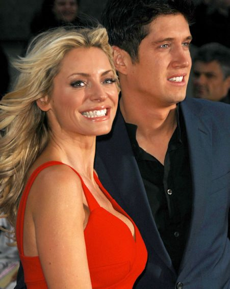 Tess Daly and husband Vernon Kay have confirmed she is pregnant