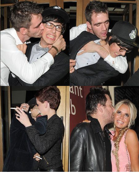 Ultimate Big Brother wrap party kisses: Nathan & Sammy, Shabby & Caimhe, Nick and blonde