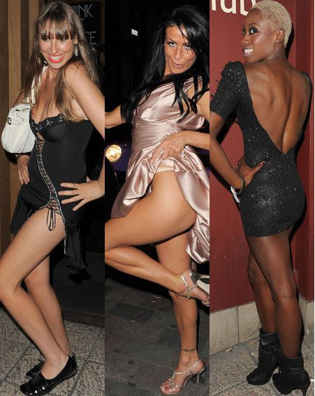 Ultimate Big Brother wrap party: Sunshine, Corin and Ife show off their bodies
