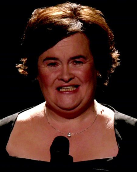 Susan Boyle's debut album is expected to top the charts