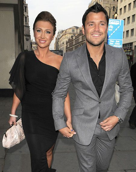Lauren Goodger and Mark Wright want to get married in an ... Lauren Goodger And Mark Wright
