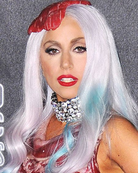 Lady Gaga's meat hat is not that original!