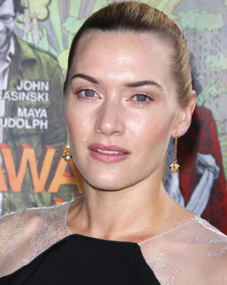 Kate Winslet came fourth in the survey by LoveFilm
