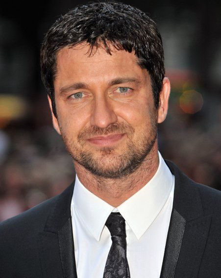 Scot Gerard Butler is best known for his muscular performance in 300