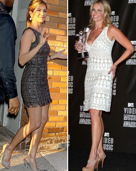 Chelsea Handler has ditched Jennifer Aniston in their hunt for a man/ Wenn.com