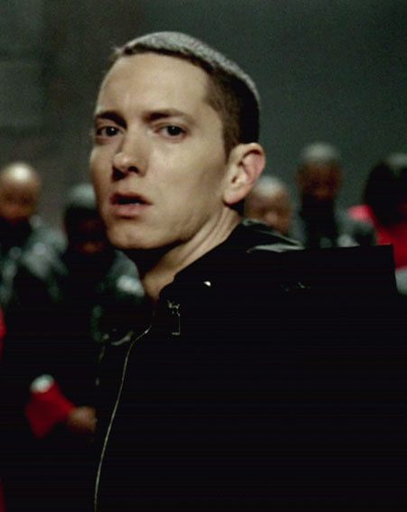 Eminem has taken aim at Lady Gaga in his latest song