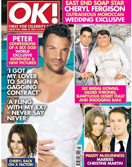 Peter Andre opens up about love in a world exclusive interview