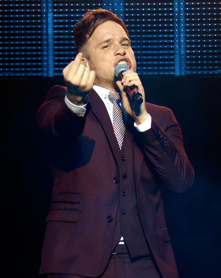 Olly Murs is rumoured to be joining One Direction on tour