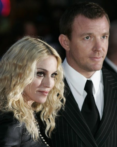 Guy will get at least £49m of Madonna's fortune