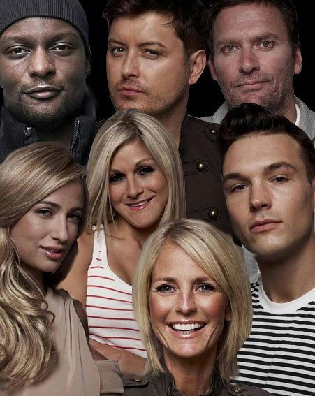Brian, Ulrika, Chantelle, Preston, Nikki, Nick and Victor - who is your winner?