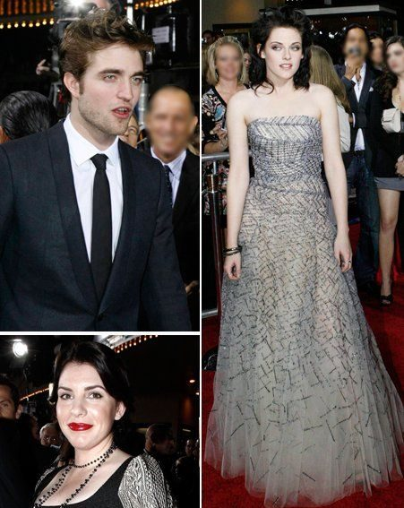 Robert Pattinson / Stephen Meyer / Kristen Stewart
