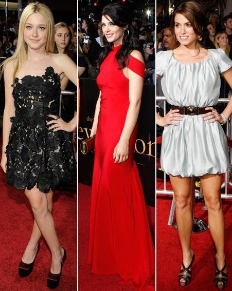 Dakota Fanning / Ashley Greene / Nikki Reed