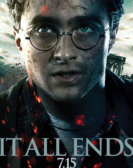 Harry Potter and The Deathly Hallows - Part 2 is coming!! *screams*