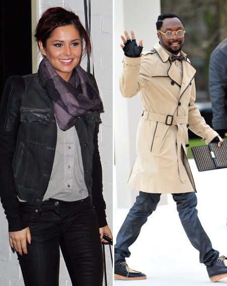 Cheryl Cole is apparently helping Will.i.am find his new London home