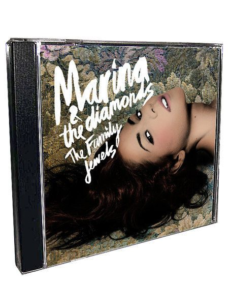 Review - Marina And The Diamonds: The Family Jewels | OK ...