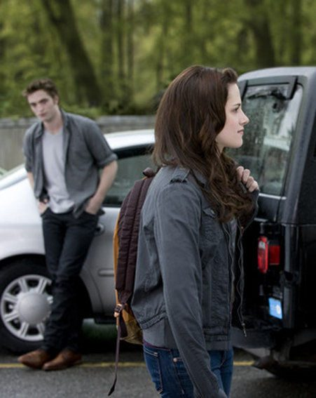 He is currently filming the third Twilight film in Vancouver