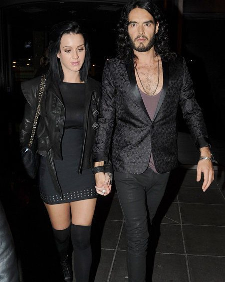 Russell Brand and Katy Perry are looking for a rented home in Hollywood