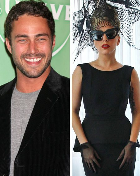 Lady Gaga and boyfriend Taylor Kinney have allegedly spoken to relatives about starting a family