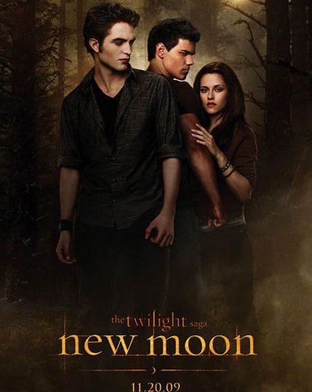 Are you ready? New Moon fever is in the capital today