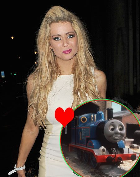 Nicola McLean watches some strange daytime telly, loves a bit of Thomas and his trainy friends