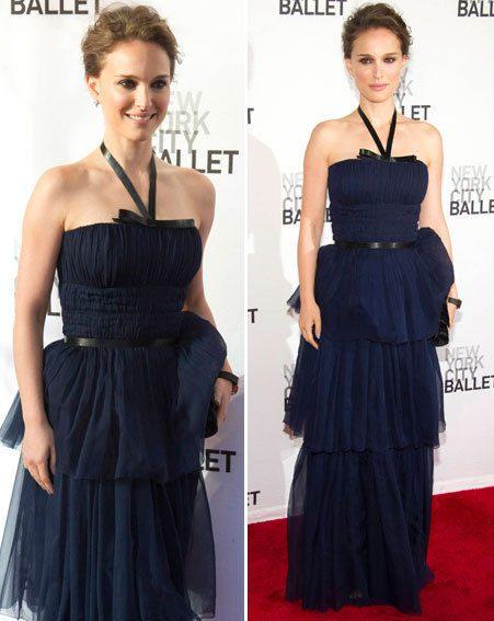 Natalie Portman Weight Before And After Black Swan Natalie Portman's post...