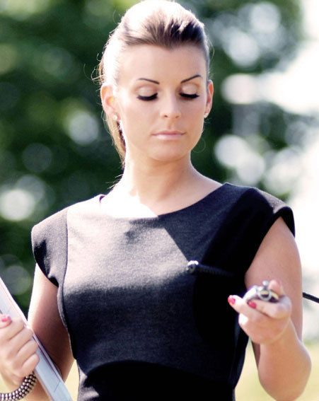 Coleen Rooney shows us her bossy side in a new Littlewoods advert