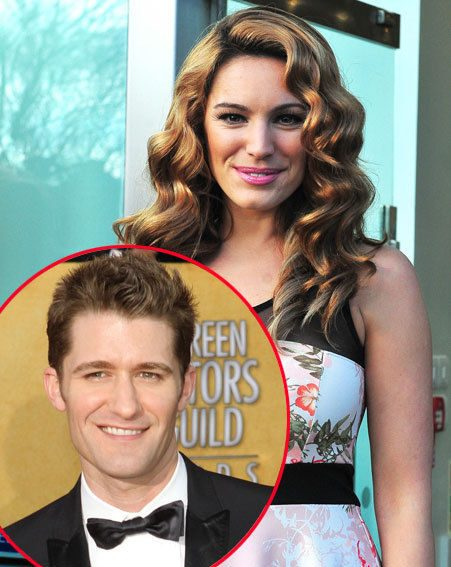 Kelly Brook's brain didn't impress Glee star Matthew Morrison