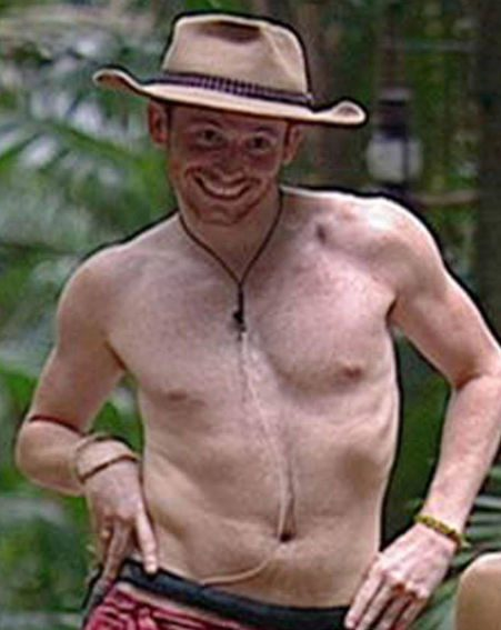 Joe Swash is your favourite I'm A Celeb contestant